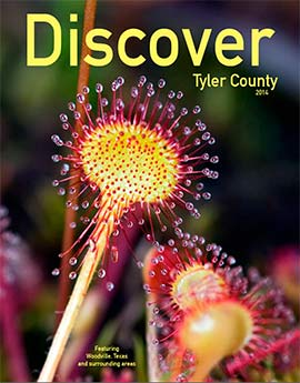 Discover Tyler County 2014