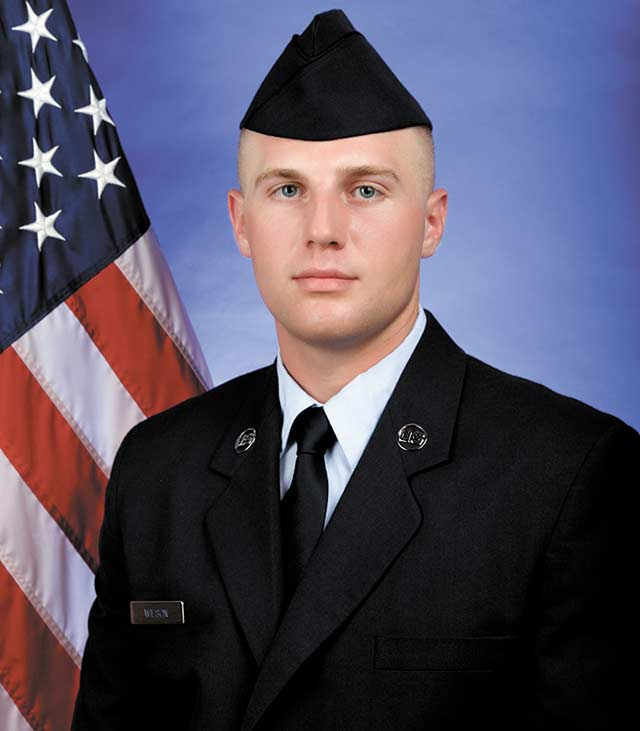 Wilson completes Basic Training