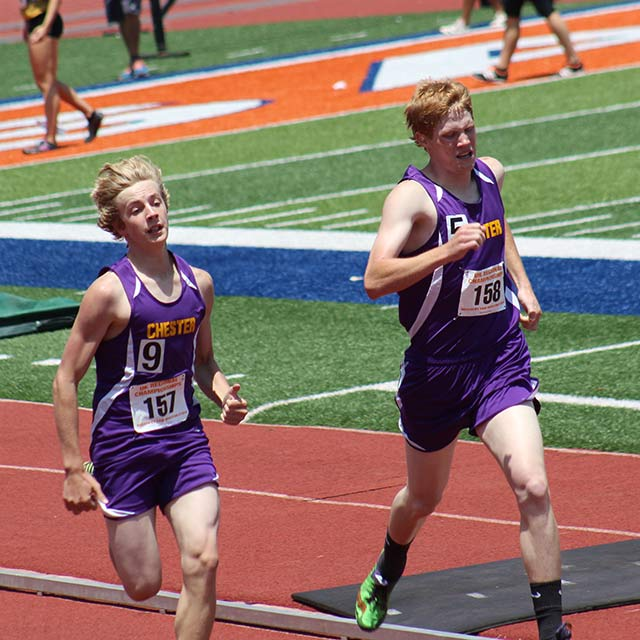 Yellowjackets compete at Regional Meet