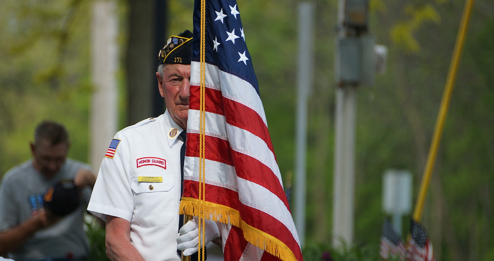Project planned to honor veterans