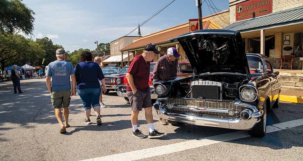 Car show highlight of Chamber Fest Saturday