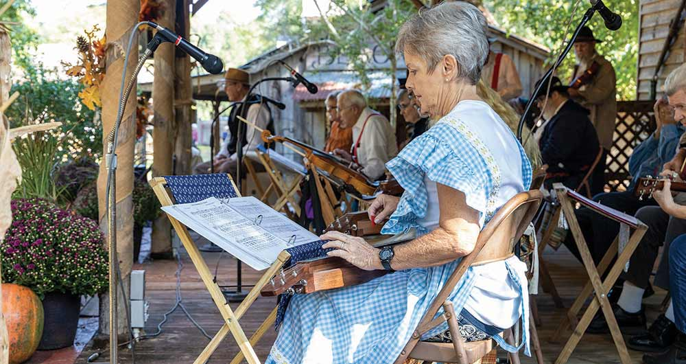 Dulcimer Players