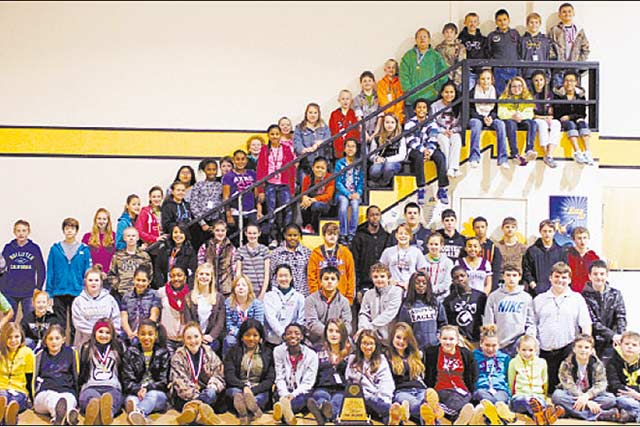 Congratulations Woodville UIL Winners & Participants