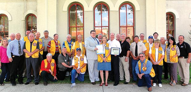 Woodville Lions Celebrate 65 Years