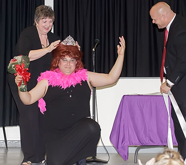 Milton 'Milly' Powers is 2013 Mr. Tyler County
