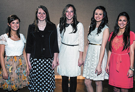 2013 Dogwood Festival Princesses announced