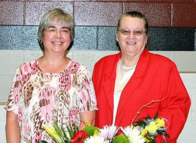 Two long time Spurger teachers to retire