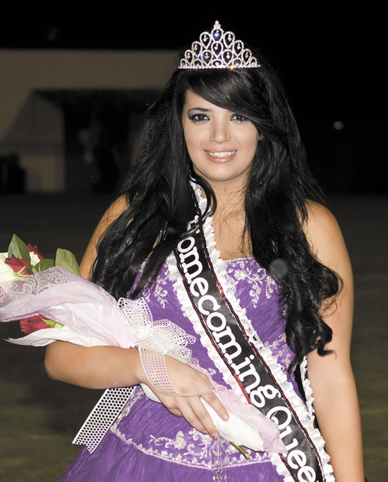 Crystal Widner name 2012 Colmesneil Homecoming Queen