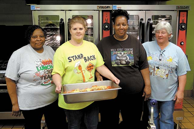 Colmesneil ISD gets new ovens for kitchen
