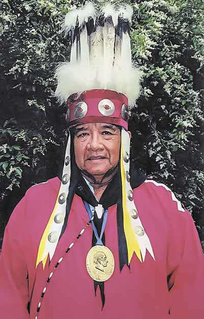 Chief Oscola Sylestine death mourned