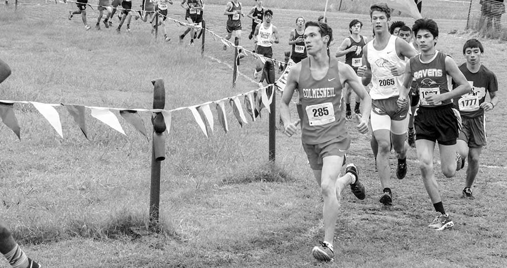 Tyler County athletes wrap up cross-country seasons