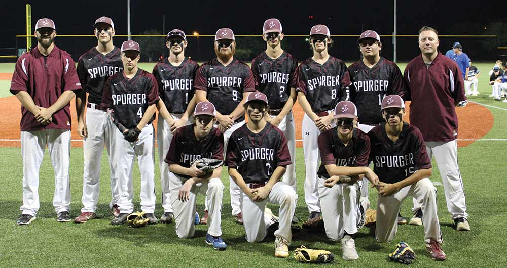 Spurger Pirates are District 1A Champs