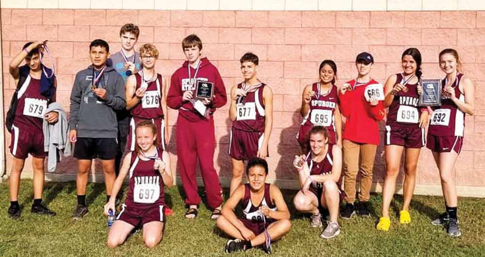 Spurger cross-country team qualifies for Regional meet