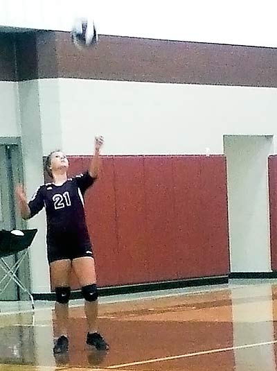 Spurger volleyball begins